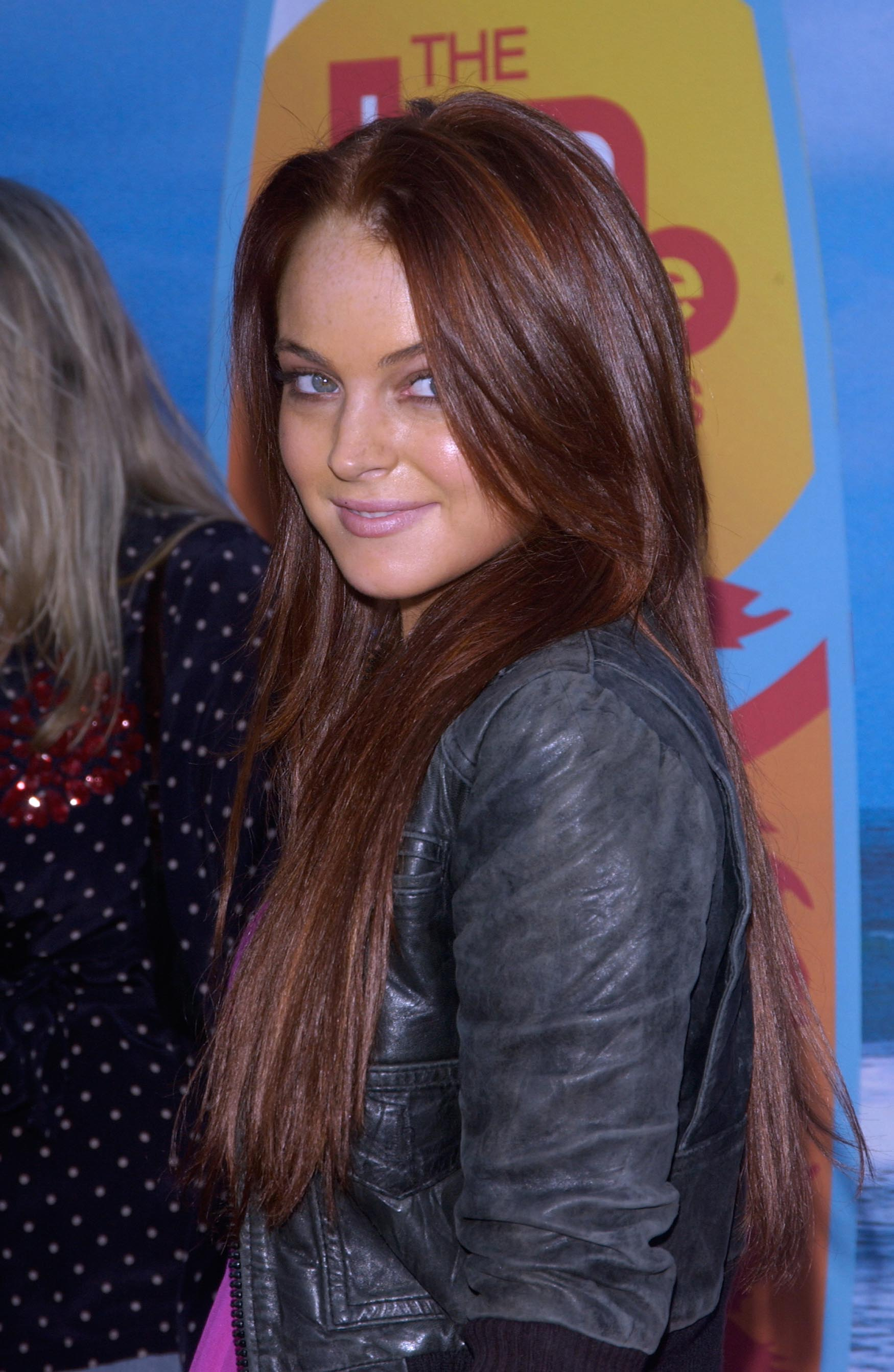 Lindsay Lohan Tops Teen Choice Awards PEOPLEcom